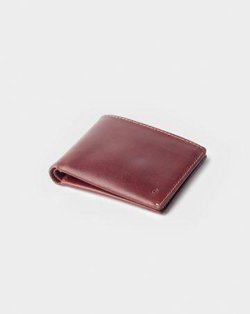 billfold wallet red