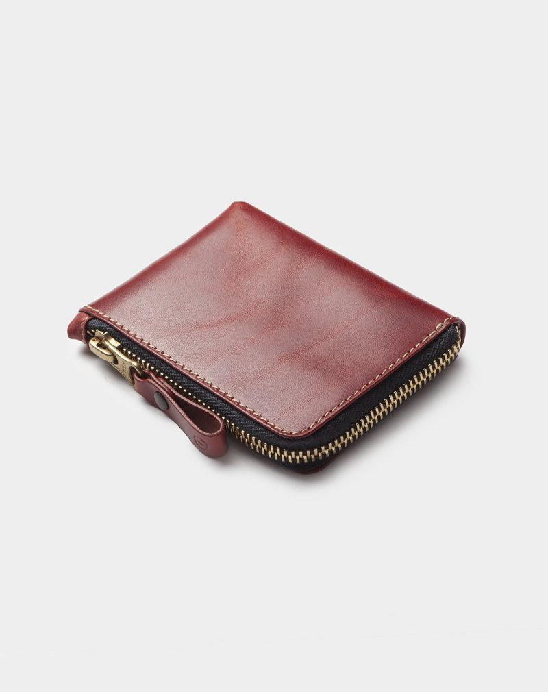 osaka zip wallet side
