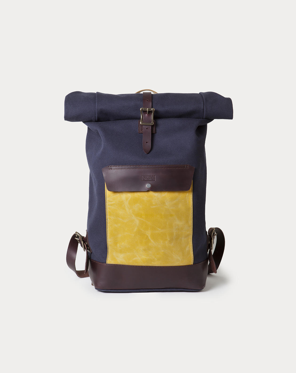 Rolltop-backpack-navy