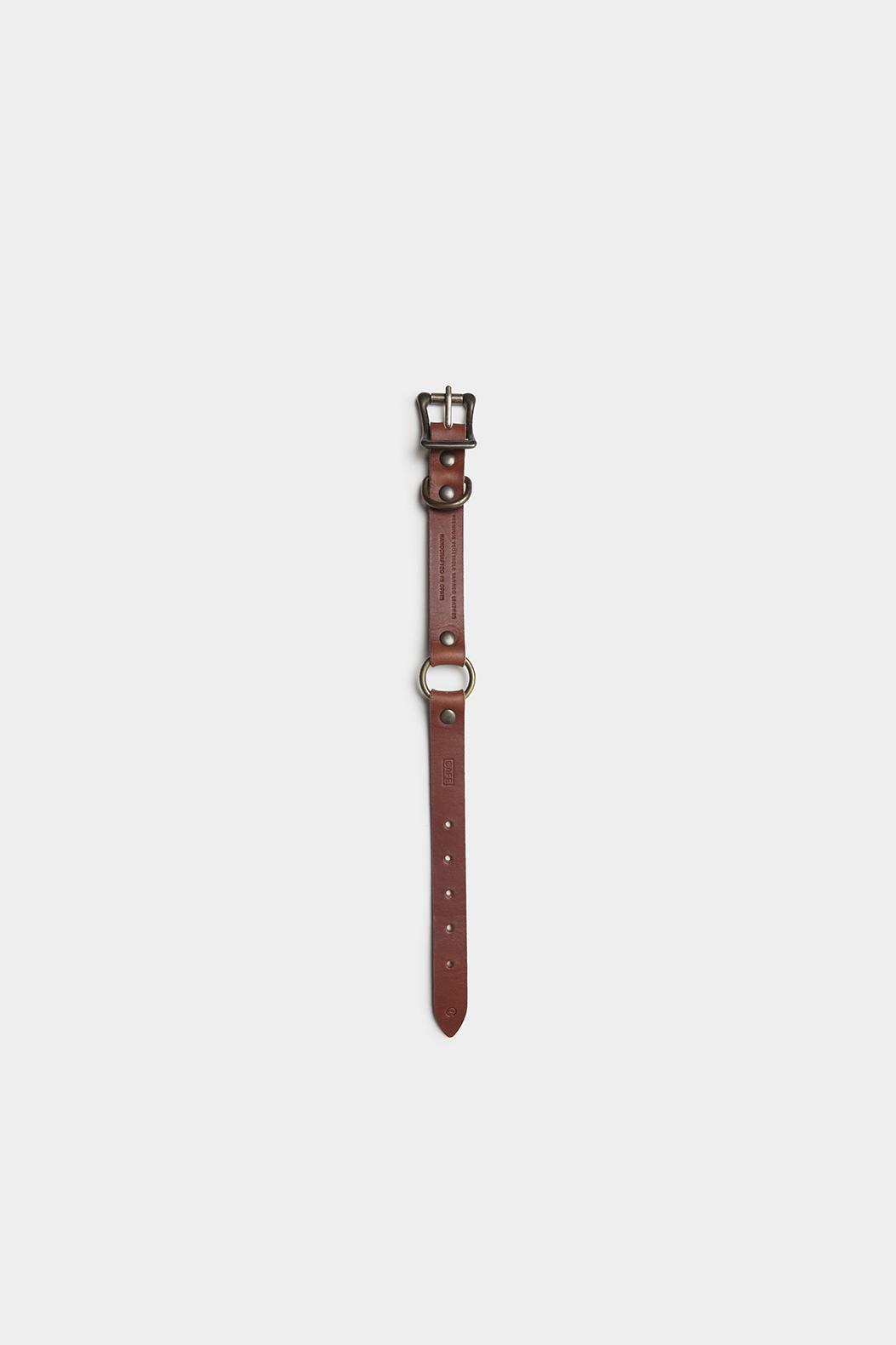 leather-puppy-collar-brown