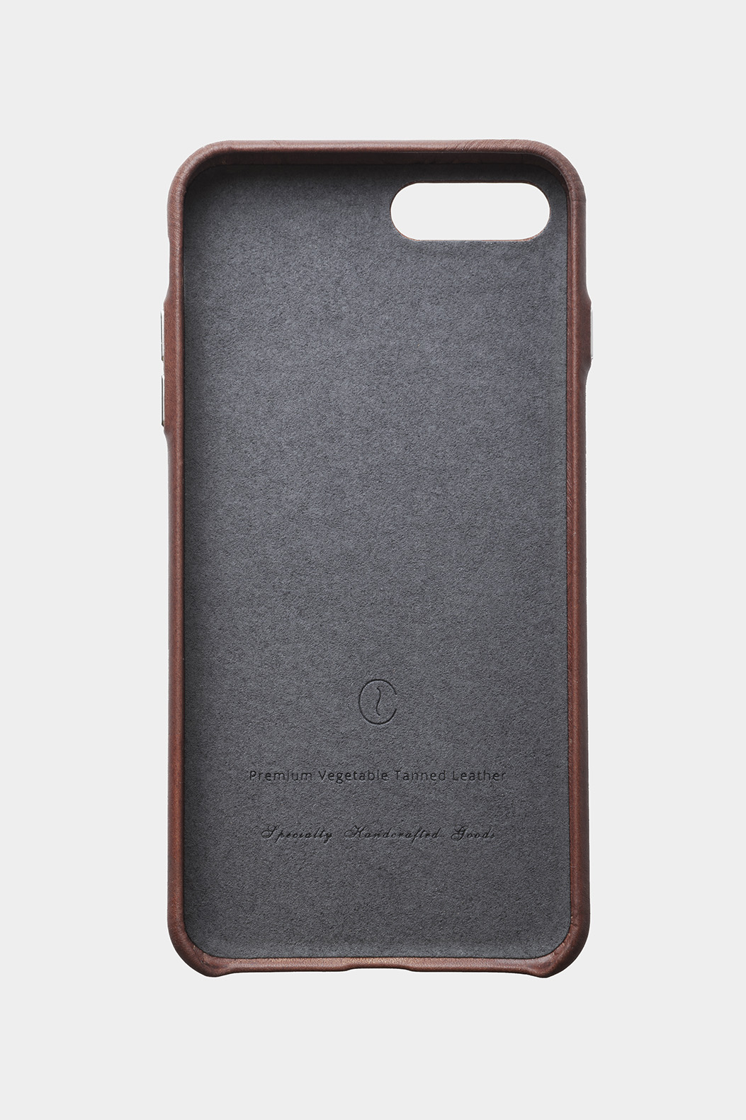 iphone 7 plus leather case black