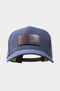 leather-cap-black-front