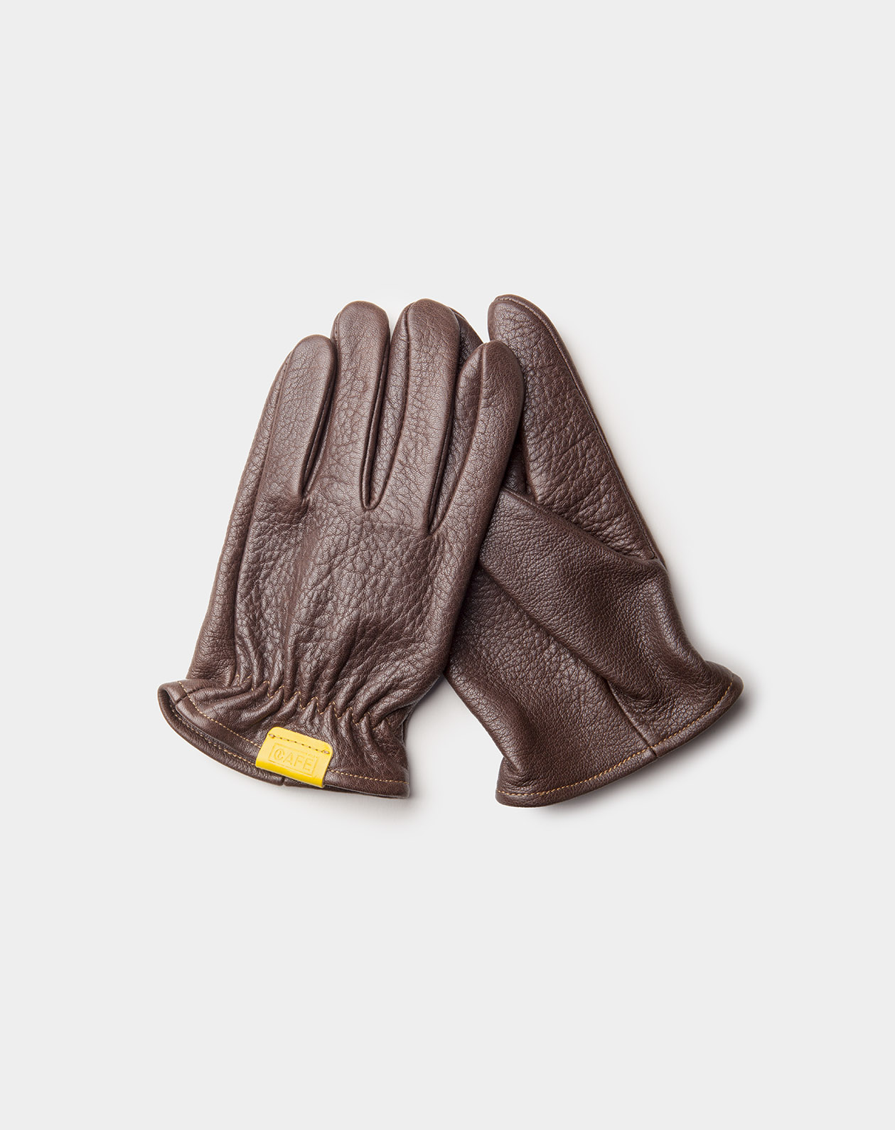 driving gloves brown handcrafted in Spain