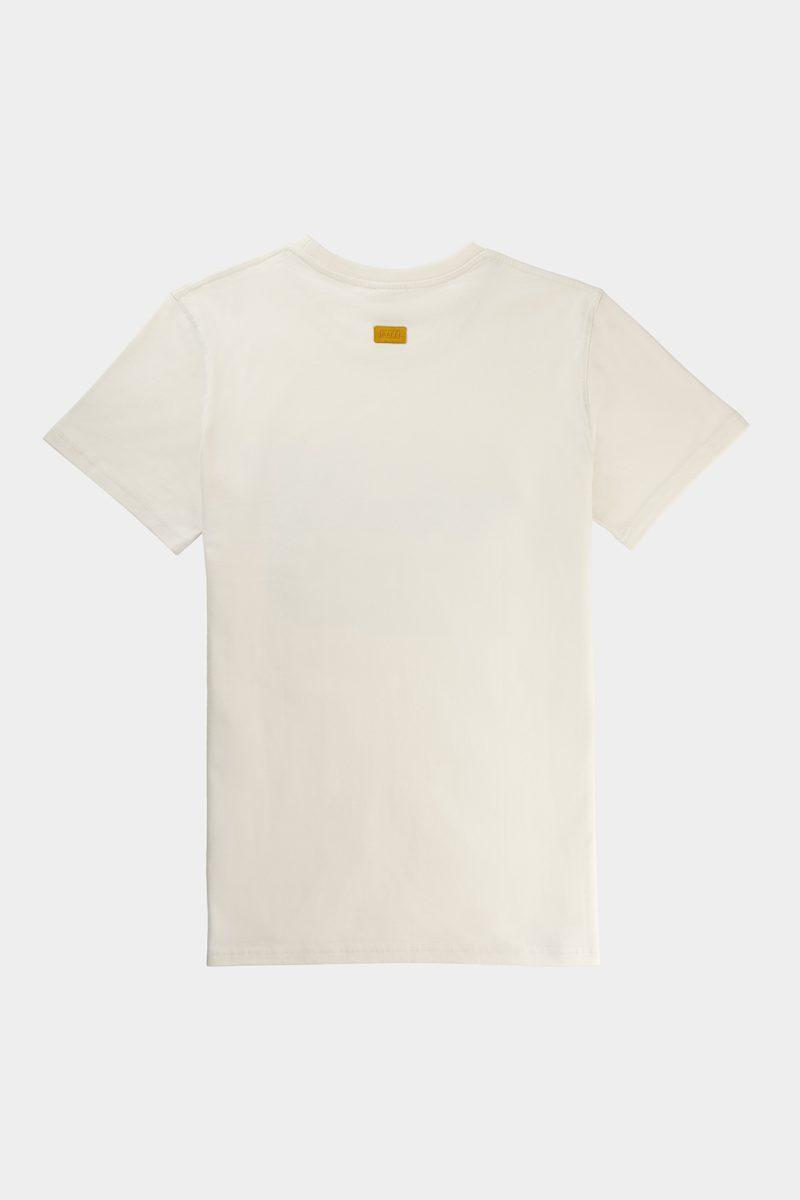 organic cotton tshirt white