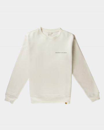 susdadera blanca algodón orgánico