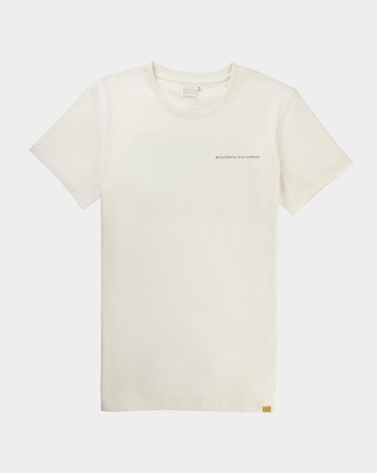t shirt organic cotton white