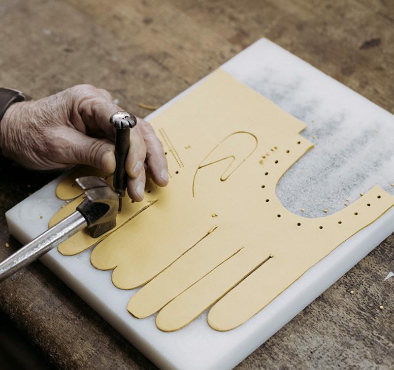 handmade driving gloves