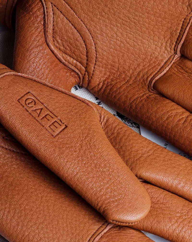elkskin gloves roasted signature