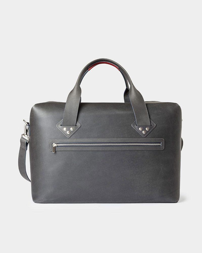 iwc travel bag black back