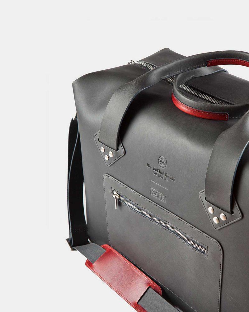 iwc travel bag side detail