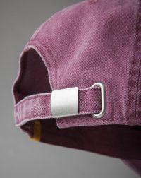 washed-cap-burgundy-back-detail