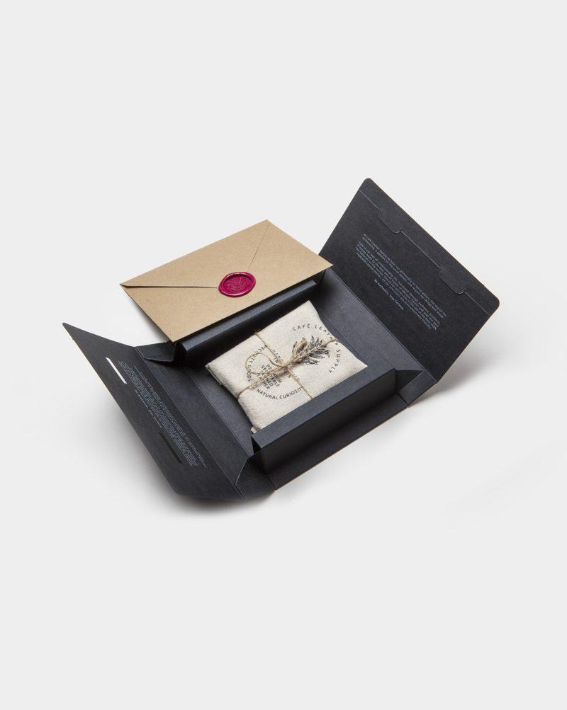 packaging tarjetero