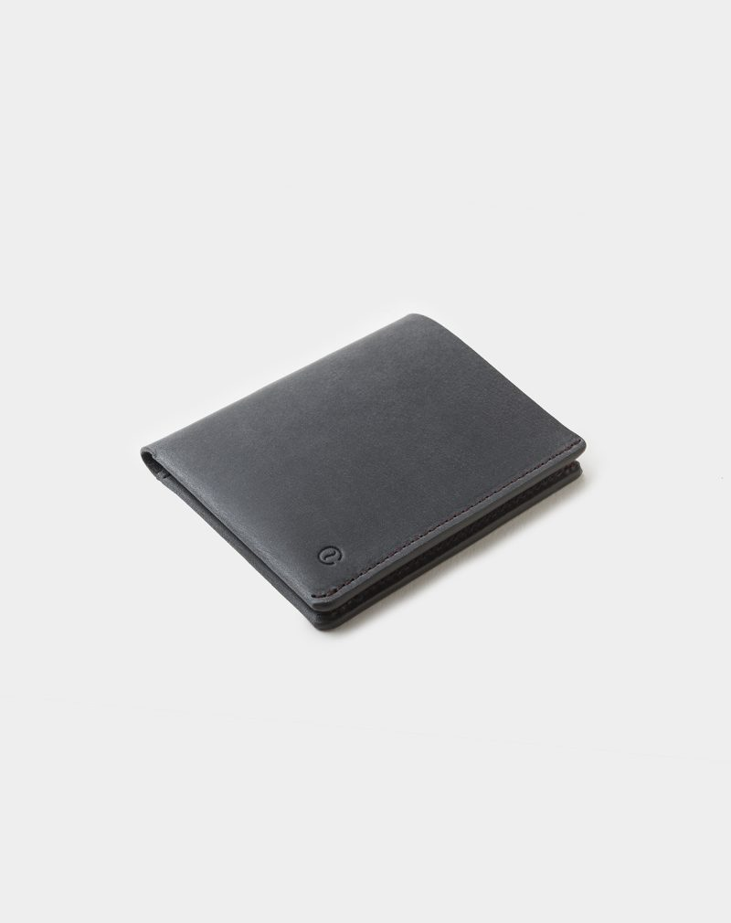 jamaica wallet antracita diagonal front