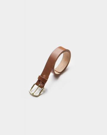 leather belt roasted distance