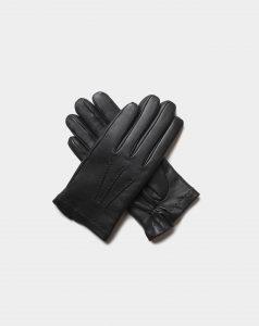 Guantes de vestir negros