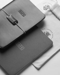 packaging notebook