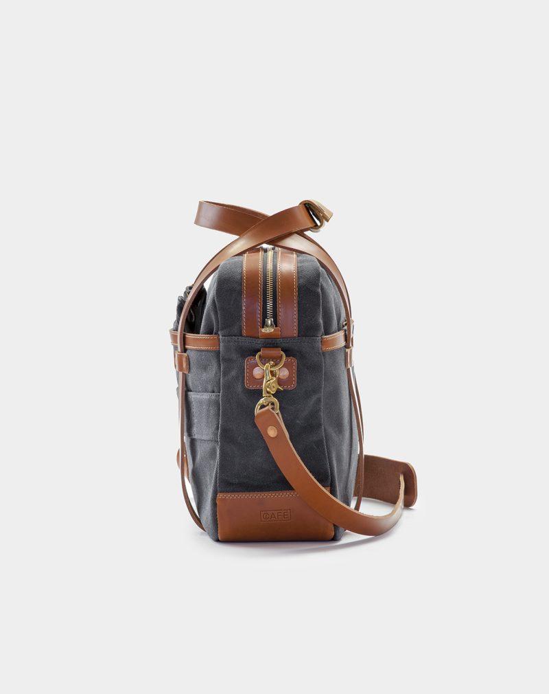 24h travel bag side